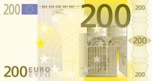 Sanzione Euro 200