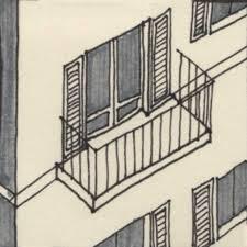 balcone agettante