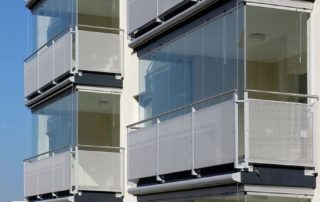 chiusura balcone appartamento