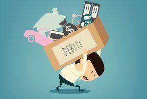 come evitare di pagare debiti ereditari