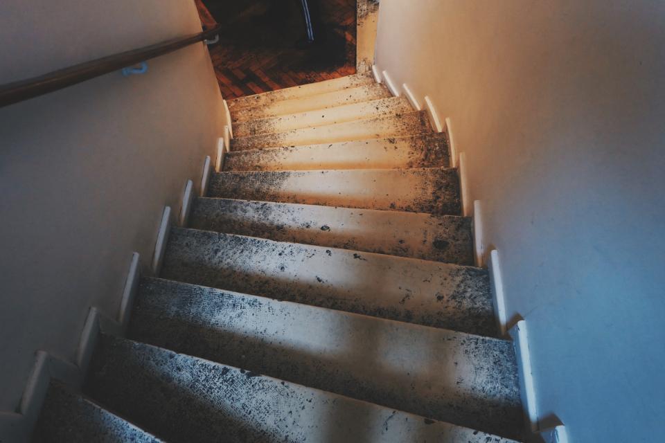 risarcimento danni caduta scale